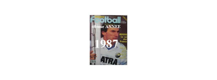 40ème ANNEE 1987