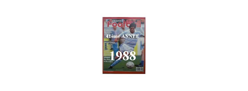 41ème ANNEE 1988