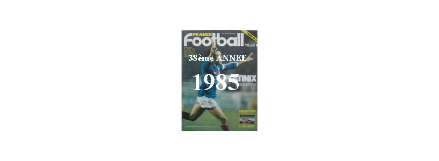 38ème ANNEE 1985