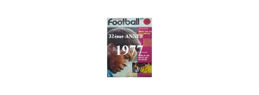 32ème ANNEE 1977