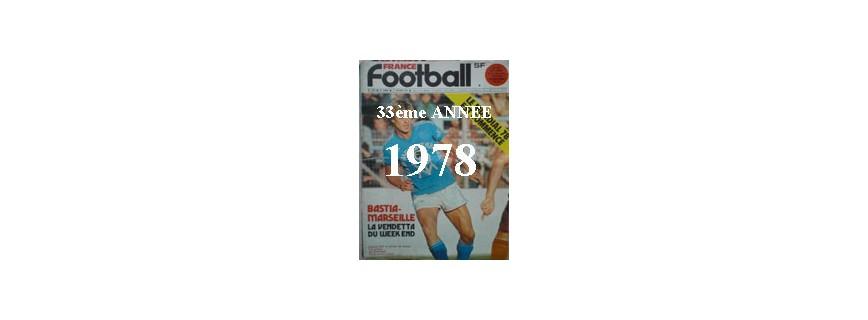 33ème ANNEE 1978