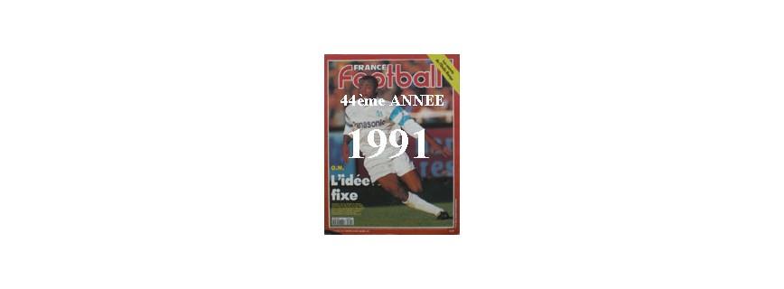 44ème ANNEE 1991