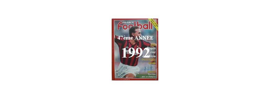 47ème ANNEE 1992