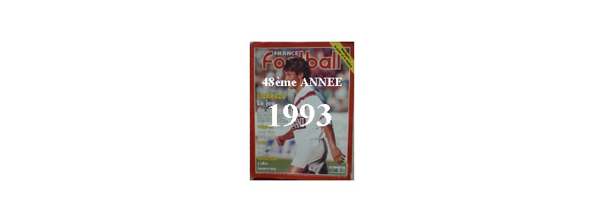 48ème ANNEE 1993