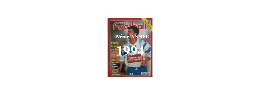 49ème ANNEE 1994