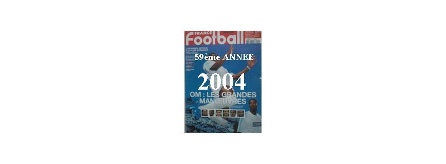 59ème ANNEE 2004