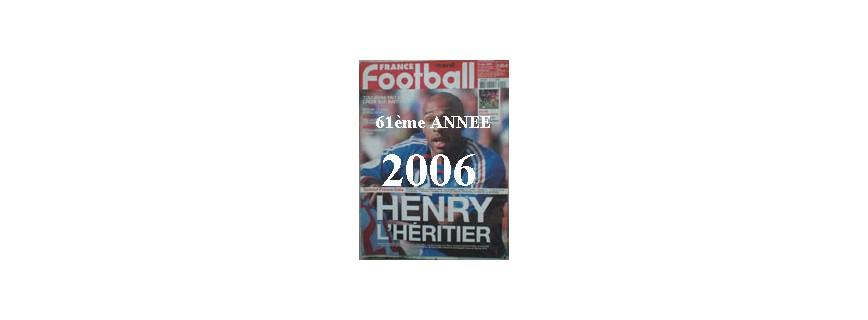 61ème ANNEE 2006