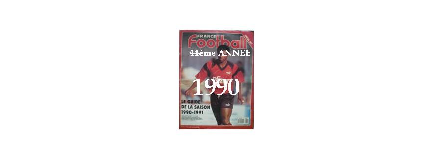 44ème ANNEE 1990