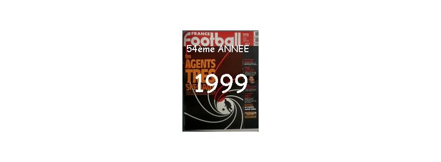 54ème ANNEE 1999