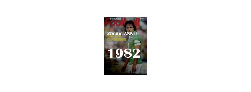 35ème ANNEE 1982