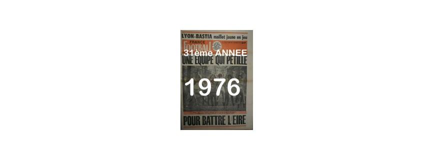 31ème ANNEE 1976