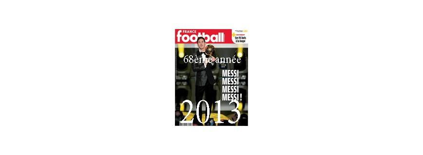 68ème ANNEE 2013