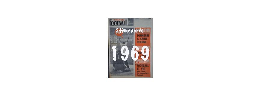 24ème ANNEE 1969