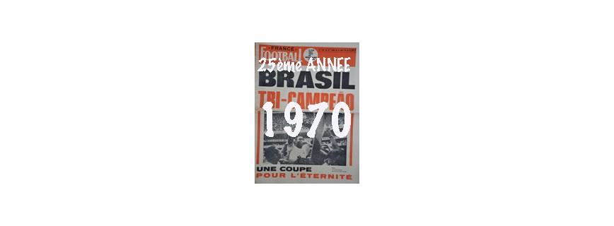 25ème ANNEE 1970