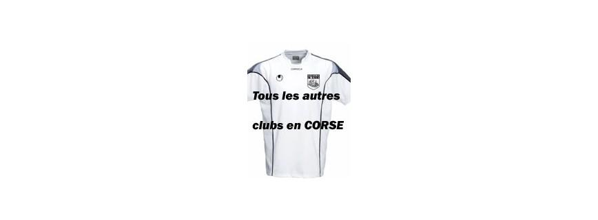 Tous les autres clubs CORSE