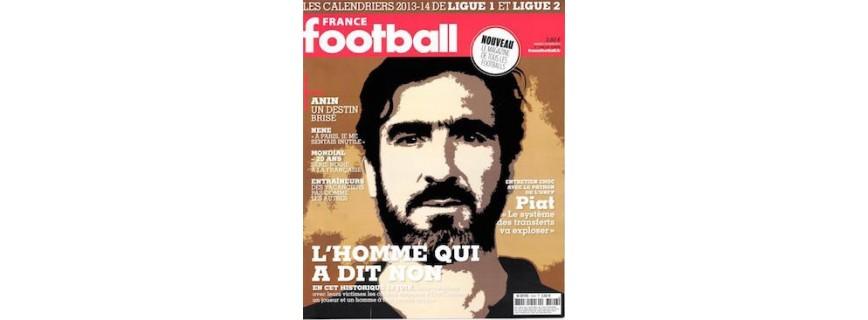 FRANCE FOOTBALL Magazines