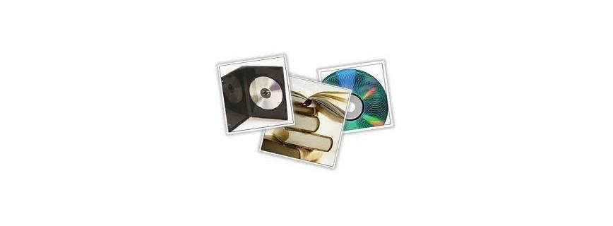 Livres, DVD, K7